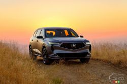 Introducing the 2021 Acura MDX prototype