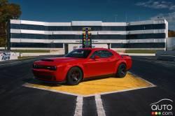 2018 Dodge Challenger Srt Demon Pictures Auto123