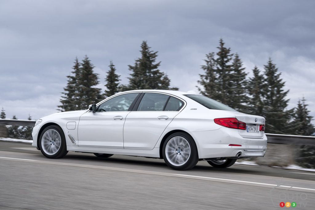 bmw, l'étonnant numéro un des voitures hybrides/électriques | essais