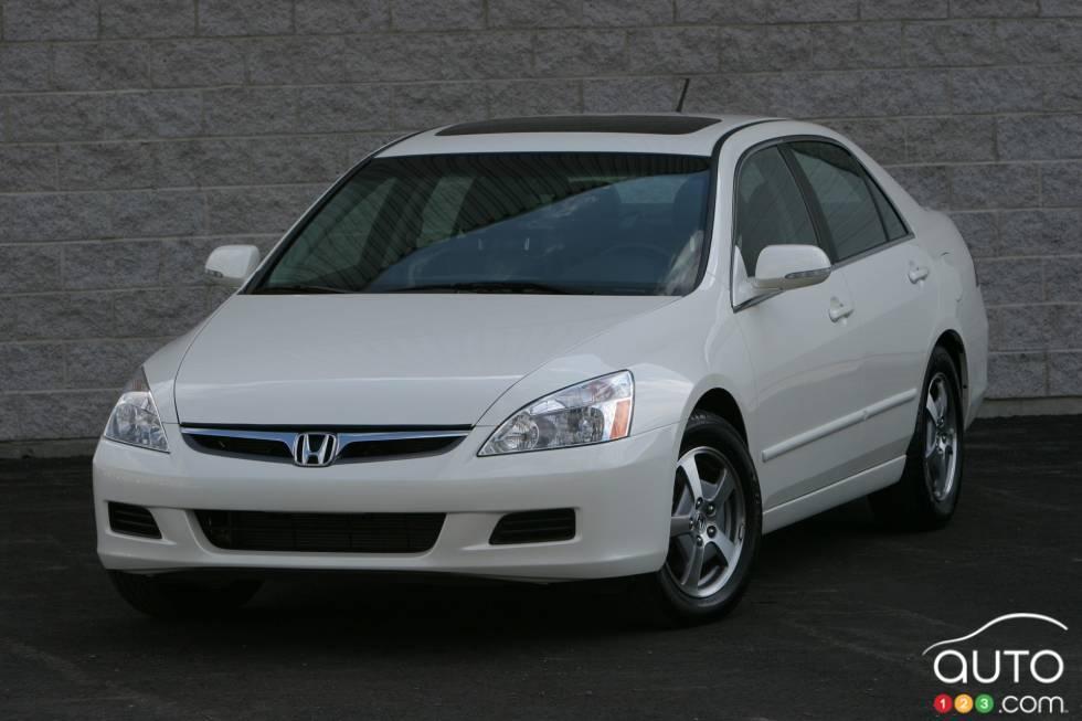 Honda Accord Hybrid 2006