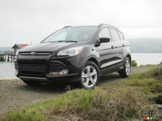 Le Ford Escape 2013 en photos