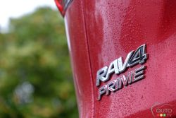 We drive the 2021 Toyota RAV4 Prime