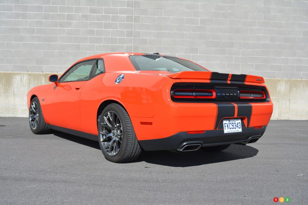 2016 dodge challenger srt 392 inspires irrational love car reviews. Cars Review. Best American Auto & Cars Review