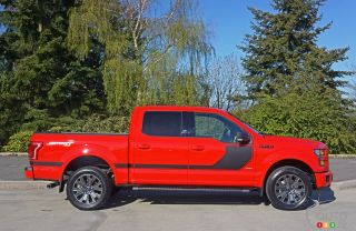 2016 Ford F-150 XLT SuperCrew 4x4 Special Edition pictures