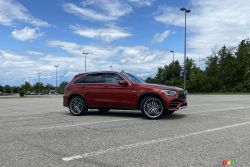 We drive the 2020 Mercedes-AMG GLC 43