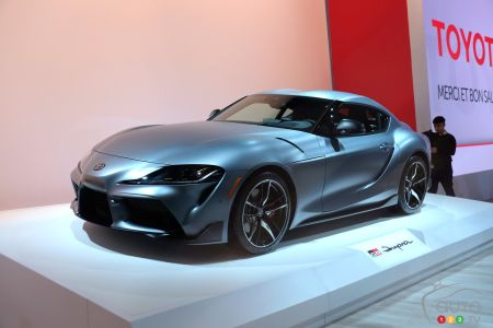 2020 Toyota GR Supra pictures