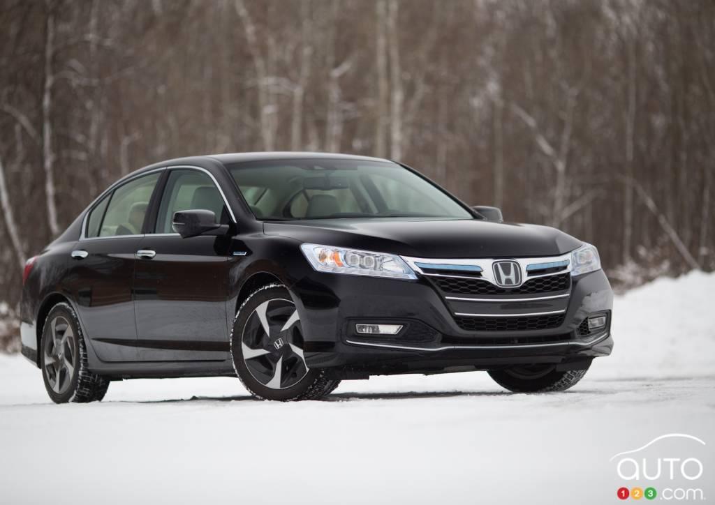 Used 2014 Honda Accord Plug-In Hybrid Review & Ratings ...