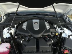 2016 Cadillac CT6 engine