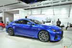 Photos de la Lexus RC F au salon de Détroit