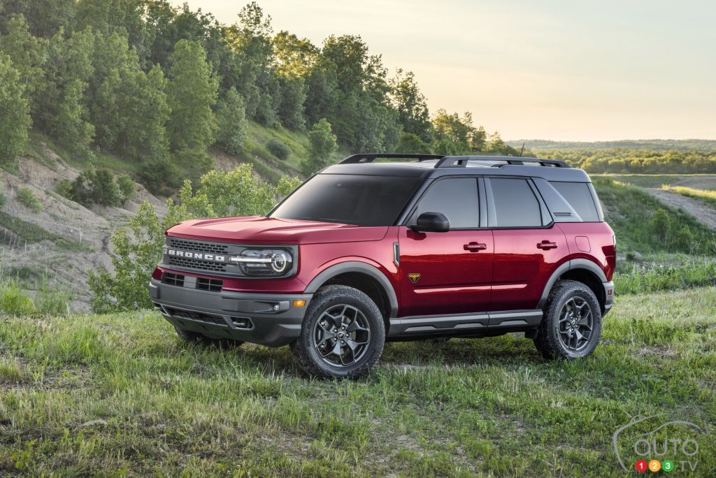 Canada Not Getting Ford Bronco Bronco Sport First Editions Car News Auto123