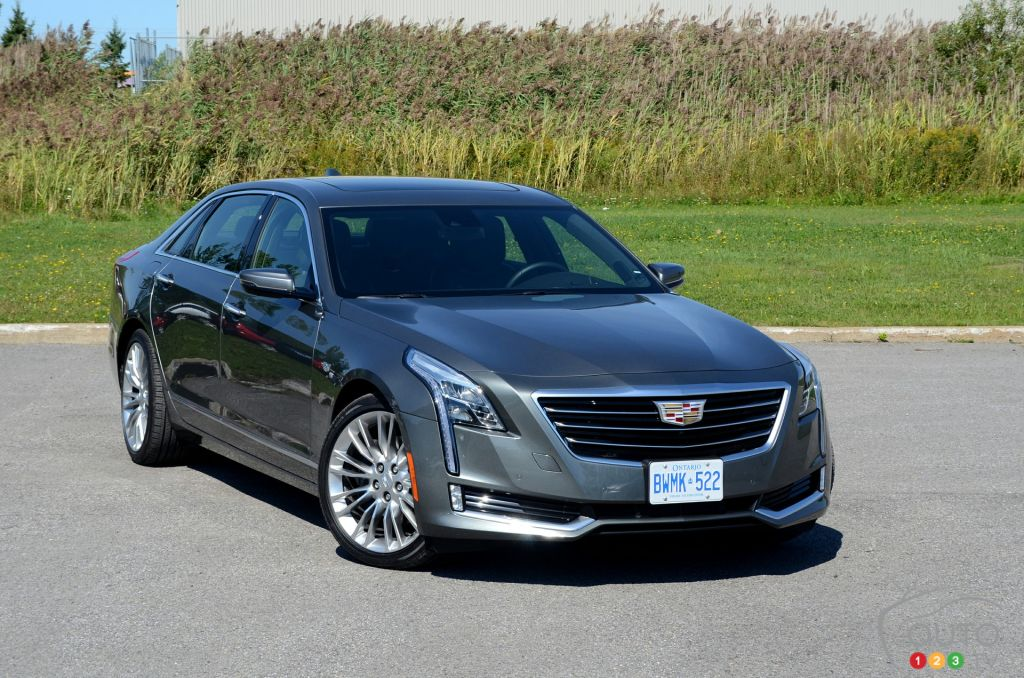 2016 cadillac ct6 is just like the good old days car reviews auto123. Black Bedroom Furniture Sets. Home Design Ideas