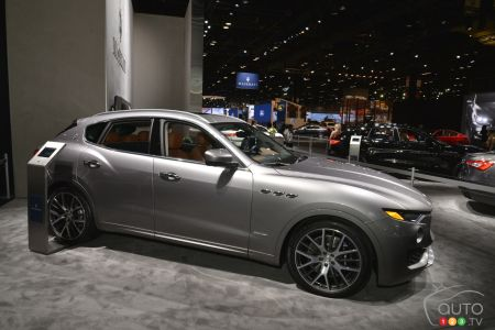 2018 Chicago Auto Show pictures