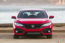 The new 2019 Honda Civic Hatchback