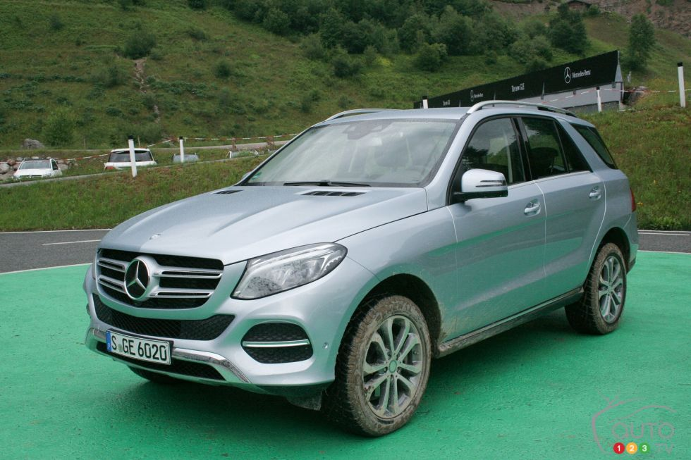 2016 Mercedes Benz Gle Pictures Photo 24 Of 29 Auto123