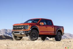 Introducing the 2021 Ford F-150 Raptor