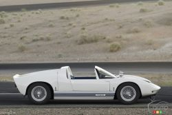 Here is the 1965 Ford GT40 prototype