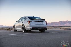 Introducing the 2022 Cadillac CT5-V Blackwing