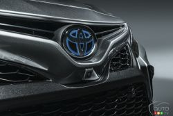 Introducing the 2021 Toyota Camry