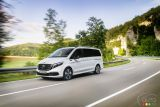 2020 Mercedes-Benz EQV pictures