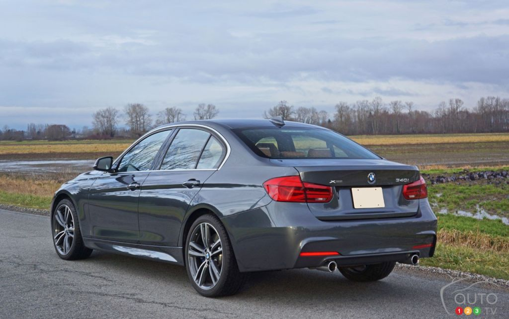 2016 BMW 340i xDrive reaches new heights | Car Reviews | Auto123