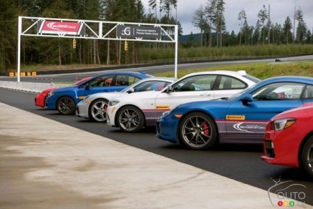Continental and the Vancouver Island Motorsport Circuit pictures