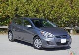 Photos de la Hyundai Accent 2016