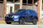 2017 Nissan Rogue pictures