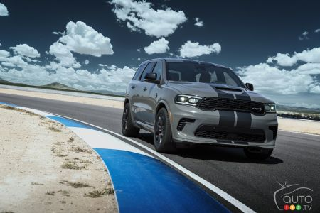 Photos du Dodge Durango SRT Hellcat 2021