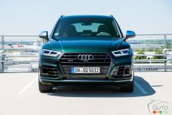 Front view of the SQ5