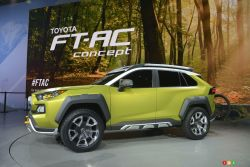 Toyota FT AC Concept