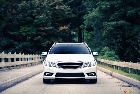 Photo de la Mercedes-Benz E350 4MATIC Wagon 2011