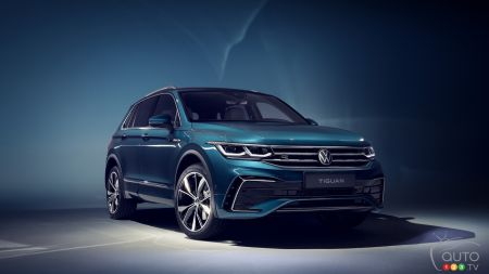 Photos du Volkswagen Tiguan 2022