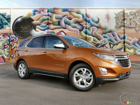 2018 Chevy Equinox second photo gallery