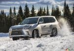2016 Lexus AWD event in Quebec pictures