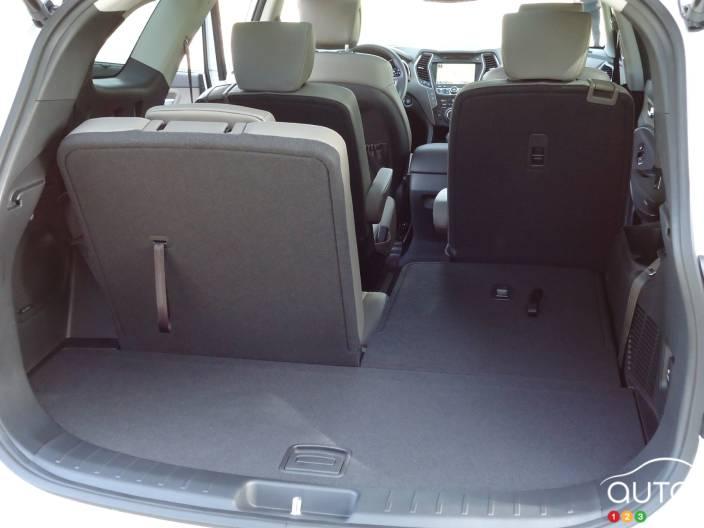 2013 hyundai santa fe xl picture auto123. Black Bedroom Furniture Sets. Home Design Ideas