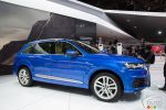 Photos du Audi Q7 2016 au salon de l'auto de Détroit 2015