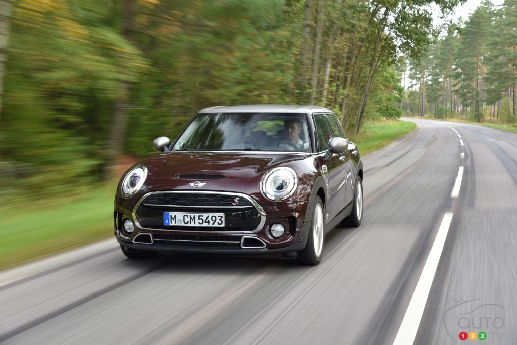 The 2016 Mini Cooper S Clubman May Just Be The Best Mini Car