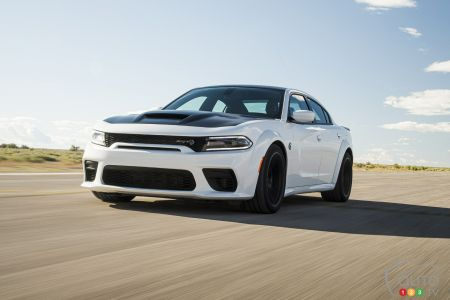 2021 Dodge Charger SRT Hellcat Redeye pictures