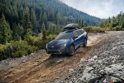 Voici la Subaru Outback Wilderness 2022