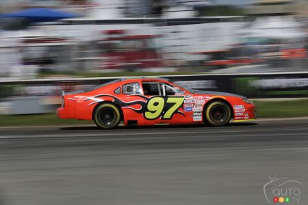 NASCAR Canadian Tire Series pictures at 2014 GP3R (2 / 2)