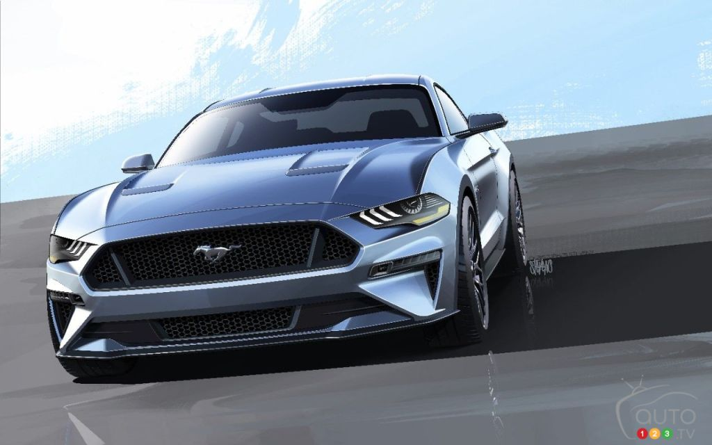 2018 Ford Mustang Prices Announced For Canada Car News Auto123