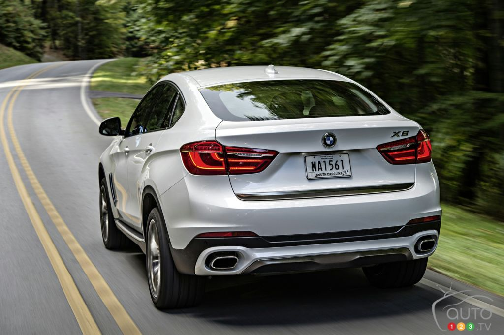2015 Bmw X6 Xdrive50i Review Editor S Review Car Reviews