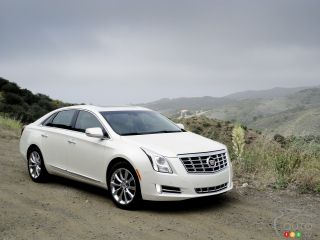 2013 Cadillac XTS pictures