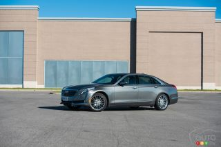2016 Cadillac CT6 pictures