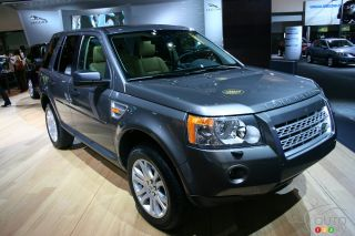 Los Angeles Land Rover 2006