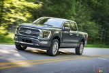 Photos du Ford F-150 2021