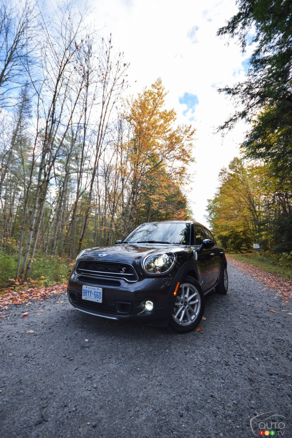 2015 MINI Cooper S Countryman ALL4 Review Editor's Review
