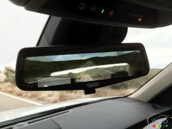 2016 Cadillac CT6 backup camera
