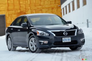2015 Nissan Altima SL pictures
