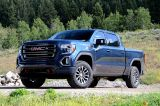 Photos du GMC Sierra AT4 Duramax 2020